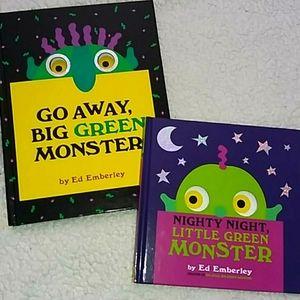 Green Monster Books Bundle